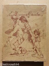 La danse macabre par Fagus illustré par Vigny chez Malfere numeroté 1937