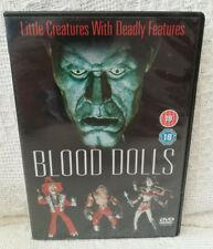 Blood Dolls - Region 2 DVD - Cult Horror