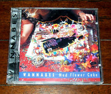 CD: Wannabes - Mod Flower Cake (1994, DejaDisc) Dark Side of the Moon Fight Song