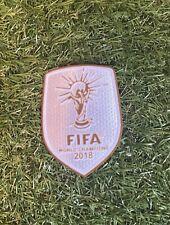 patch coupe du monde 2018