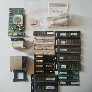 Vintage Computer Parts Lot