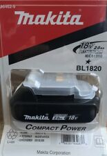Makita BL1820 18v 2.0ah Battery LXT Lithium Ion GENUINE UK STOCK