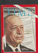 Time Magazine July 5 1968 Supreme Court Justice Abe Fortas