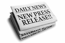 SEO: Service Write & Submit your press release to 25 press release sites good PR