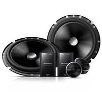 Pioneer Speaker 2 Way Kit 6 Ts-c170br 220w Rms Crossover 3 Day Delivery USA