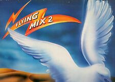 FLYING MIX 2 disco LP 33 THE TWINS SYLVESTER PATRICK COWLEY PINK PROJECT KANO