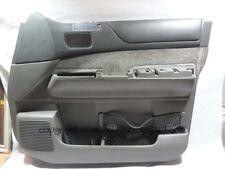 Nissan Patrol Gr y61 97-13 2.8 Swb Rh OFS Puerta Tarjeta + Altavoz Cubierta + Mapa neto