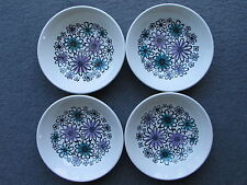 British Date-Lined Ceramic Bowls (1960s & 1970s)
