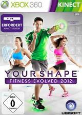 XBOX 360 YOUR SHAPE FITNESS EVOLVED 2012 * GuterZust.
