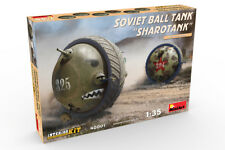 "Miniart 40001 1/35 Soviet Ball Tank ""Sharotank"" Interior Kit"
