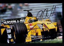 Heinz-Harald Frentzen Foto Original Signiert Formel 1 +G 18633