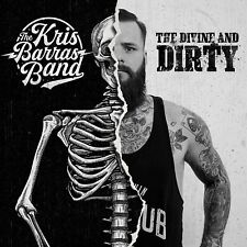 KRIS BARRAS BAND The Divine and Dirty LP Vinyl NEW 2018
