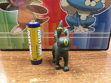 3rd Generation pokemon plastic figure Umbreon 1-2 inches tall NEW in U.S