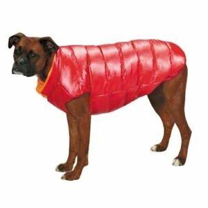 NWT Small/Medium Red Puffy Dog Vest Kong