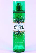 1 Bath & Body Works VANILLA BEAN NOEL Fragrance Body Mist / Spray