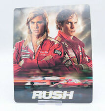 RUSH - Bluray Steelbook Magnet Cover (NOT LENTICULAR)