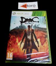 DMC DEVIL MAY CRY Xbox 360 PAL-España Español NEW Nuevo New xbox360