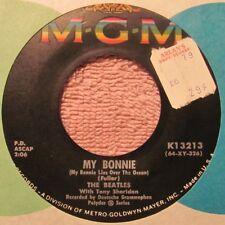 "(45) (Hear) The Beatles w/ Tony Sheridan - ""My Bonnie"" - Rock & Roll (1964)"
