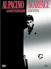 Scarface (DVD, 2003, Full Frame Anniversary Edition) Brand New SEALED
