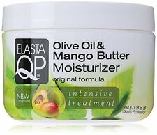 Moisturizer Olive Oil Mango Butter - for Normal Hair Shiny and Soft 8.25 oz