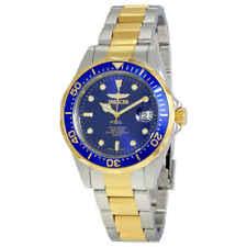 Invicta Pro Diver Quartz Blue Dial Two-tone Men's Watch 8935