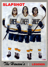 The Hanson'S From Movie Slapshot 70 Aceo Art Card # 30% Off 12 Or More #