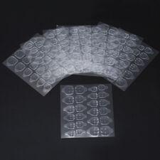 60Sheets/set Double-Sided Adhesive Glue Tape Tabs for False Fake Nail Fashion
