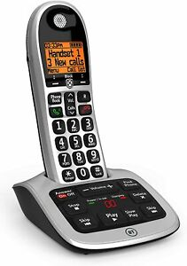 BT 4600 Big Button Advanced Call Blocker Cordless Home Phone with Answer Machine