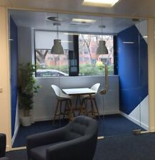Glass Partitions, Office Partitions,  FREE UK DELIVERY