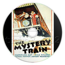 The Mystery Train (1931) Crime, Drama, Mystery Movie / Film on DVD
