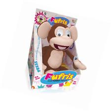 Laughing Mono de Peluche Juguete Felpa Club Petz sonidos animales graciosos Bebé Niños Regalo