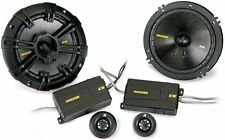 "NEW  Kicker 40CSS654 6.5"" 300 Watt Car Audio Component Speakers Systems,CSS654"