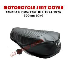 MOTORCYCLE SEAT COVER YAMAHA DTE DT125 E DT175 E 1974-75 600mm LONG DT125E