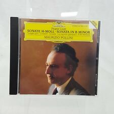 LISZT - Sonata in B minor/Nuages Gris (1990) - Maurizio Pollini
