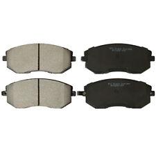 Premium Ceramic Disc Brake Pad FRONT NEW Set With Shims Fits Subaru KFE929-104