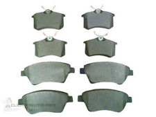 RENAULT GRAND SCENIC 1.5 1.9 DCi 04-08 FRONT & REAR BRAKE DISC PADS CHECK CHOICE