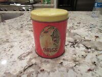 OLD Rare Vintage CoCa Cola Tin Can