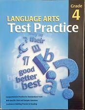 Language Arts Test Practice For Grade 4