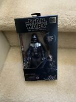 "Star Wars 6"" Black Series Carbonized Darth Vader 40th Anniversary NON-MINT"