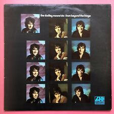 The Dudley Moore Trio - From Beyond The Fringe - Atlantic PLUM RED 2465-017 Ex