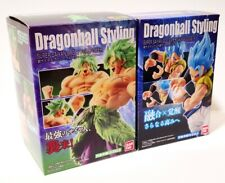 Bandai Dragonball Styling: SS Broly & SS Gogeta (Set of 2) Candy Toy
