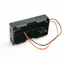 2Stk 2X18650 2X3.7V 7.4V Battery Case Akku Zelle Halterung Batteriehalter