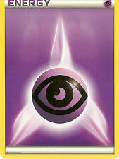 POKEMON - PSYCHIC ENERGY CARD FROM THE PLASMA BLAST ELITE TRAINER BOX