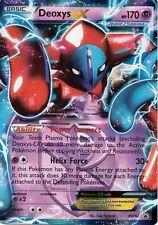 Pokemon Deoxys EX BW82 Holo Foil Tin Promo Card