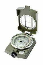 SE Military Lensatic and Prismatic Sighting Survival Emergency Compass with