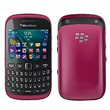 BlackBerry Curve 9320 Pink Unlocked Smartphone Mobile Phone Brand New Boxed