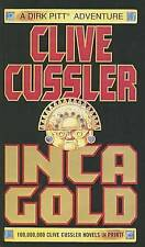 INCA GOLD - by Clive Cussler (Hardcover, 1994, Free Postage)