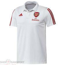 adidas FC Arsenal Herren Pique Baumwolle Poloshirt Shirt 2019/2020 [EJ6287]