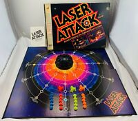 1978 Laser Attack Game by Milton Bradley Complete in Great Condition FREE SHIP