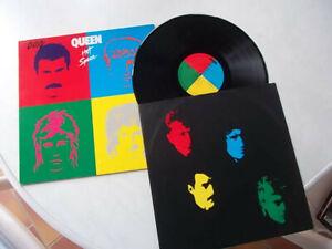 LP Queen Hot Space, 1982